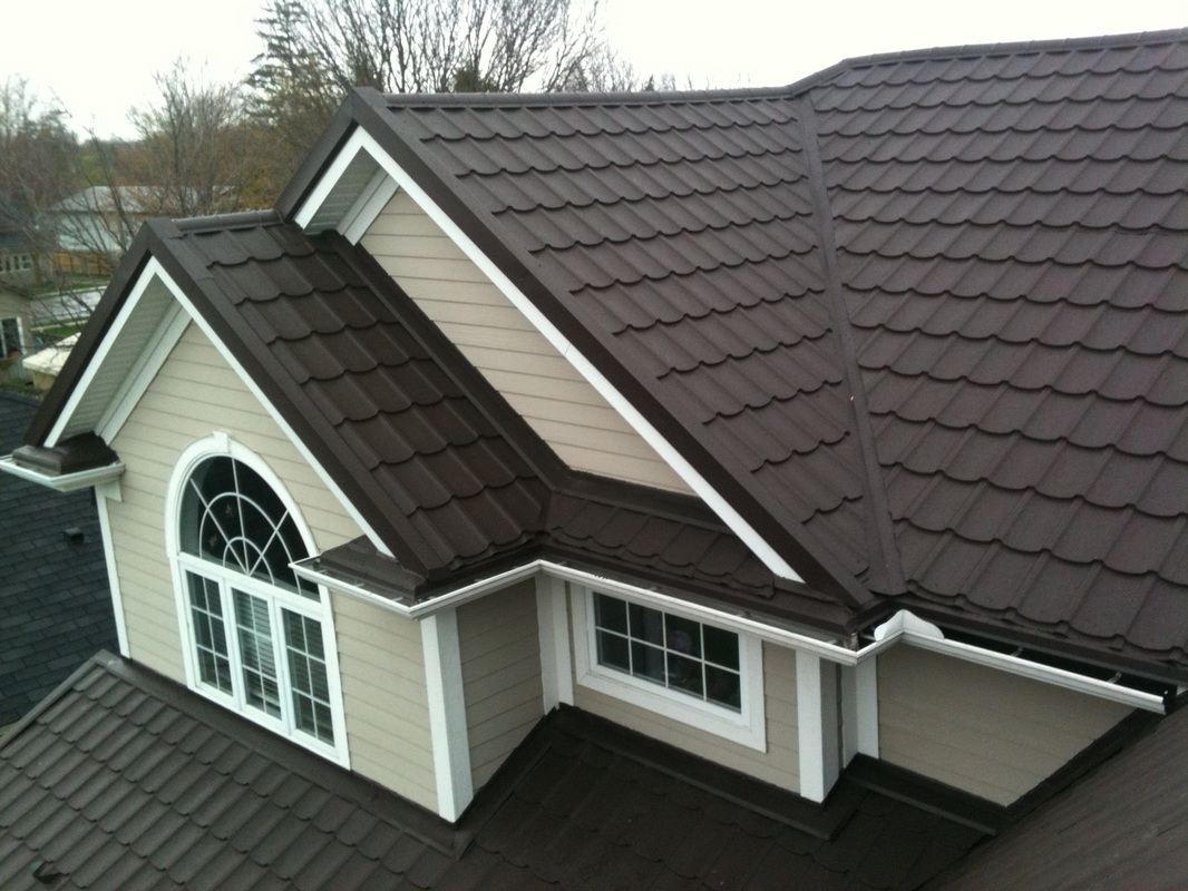 Continuous Form Metal Roofing Metal Roof Ottawa